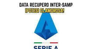 Recupero Inter-Sampdoria