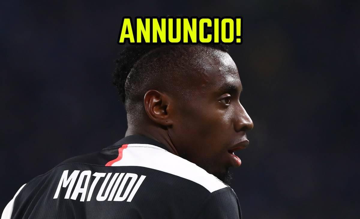 Matuidi Juventus