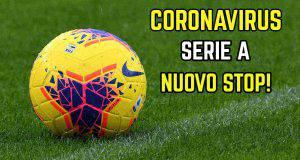Serie A Coronavirus