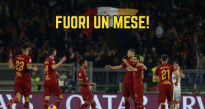 Infortunio Roma