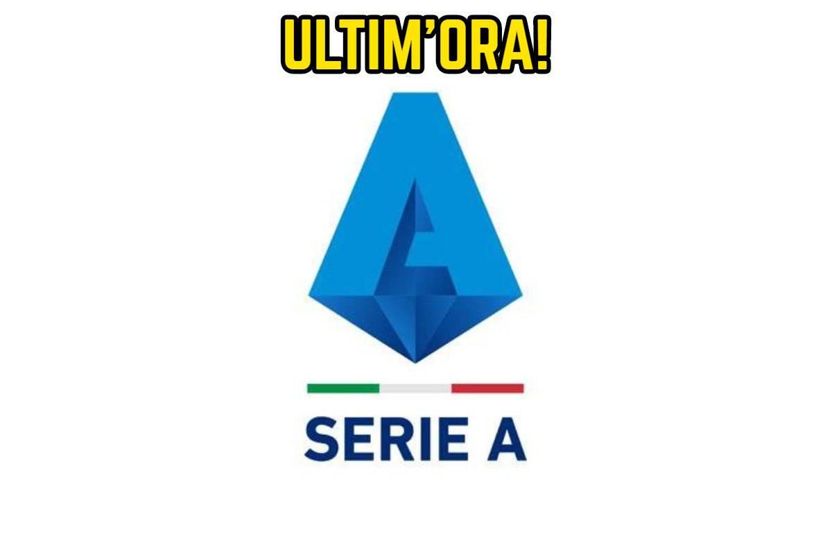 Serie A rinvio