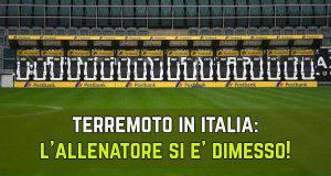 Dimissioni tecnico italiano