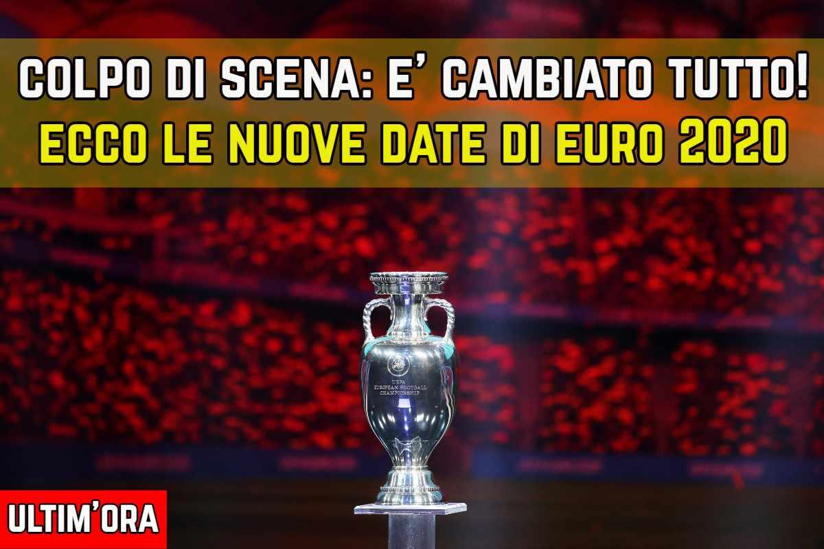 Euro 2020 Date