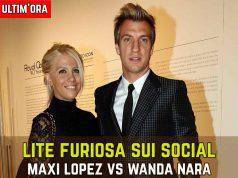 Maxi Lopez Wanda Nara