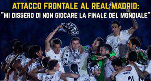 Real Madrid finale