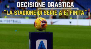 Serie A Finita
