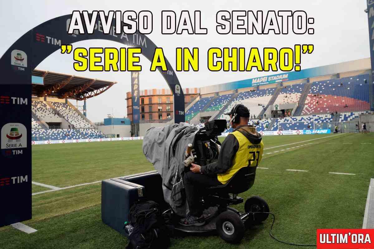 Serie A in chiaro