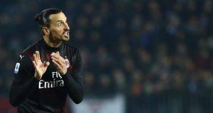 Ibrahimovic calciomercato Milan
