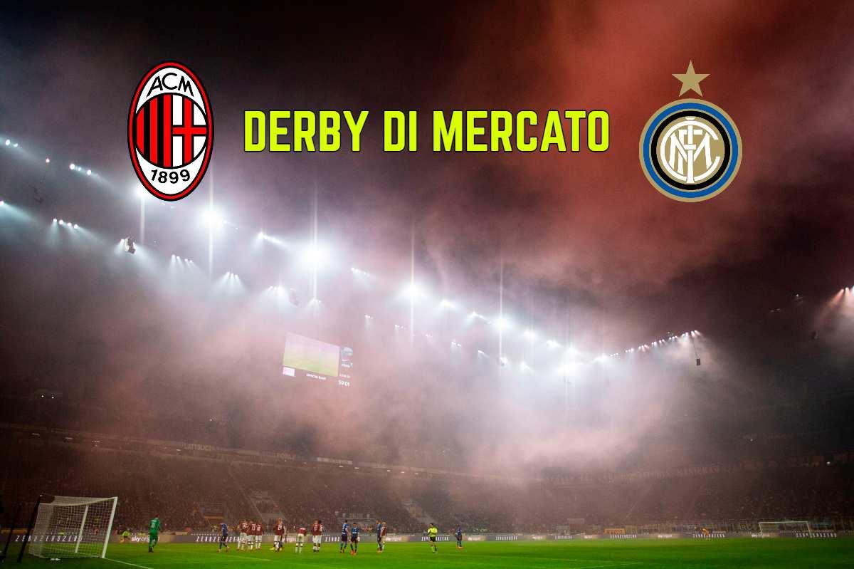 Calciomercato Inter Milan derby