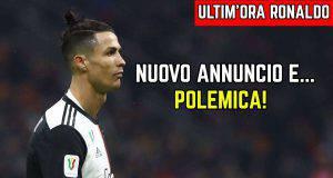 Ronaldo polemica