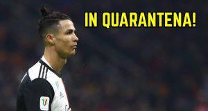Ronaldo quarantena