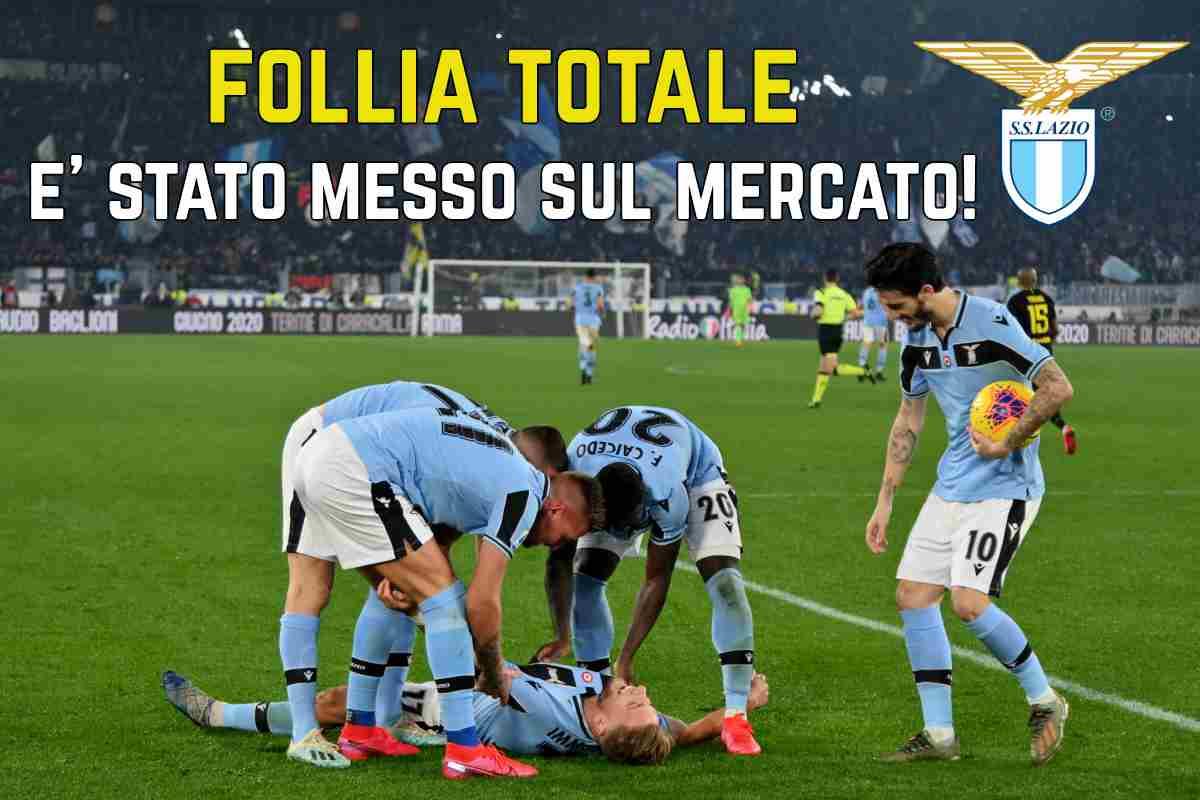 Lotito sbotta: