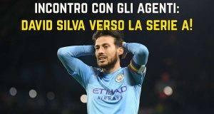 David Silva Serie A