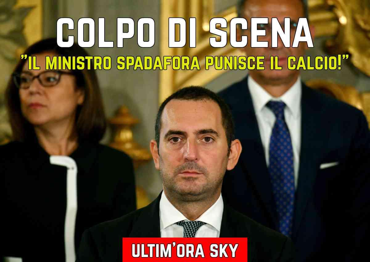 Senza ok a protocollo Figc, Governo chiuderà Serie A