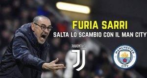 Scambio Juventus manchester City