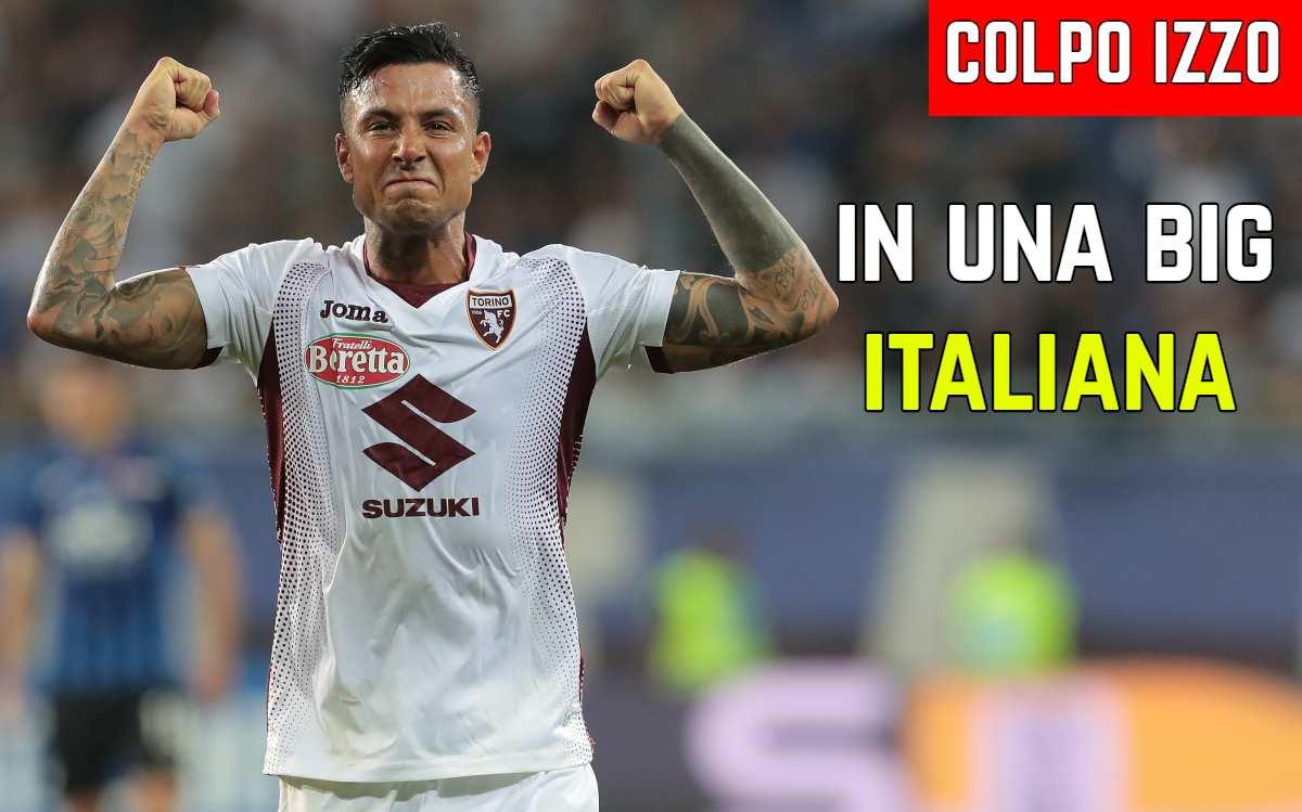 Calciomercato Torino Izzo