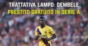 Dembele Serie A
