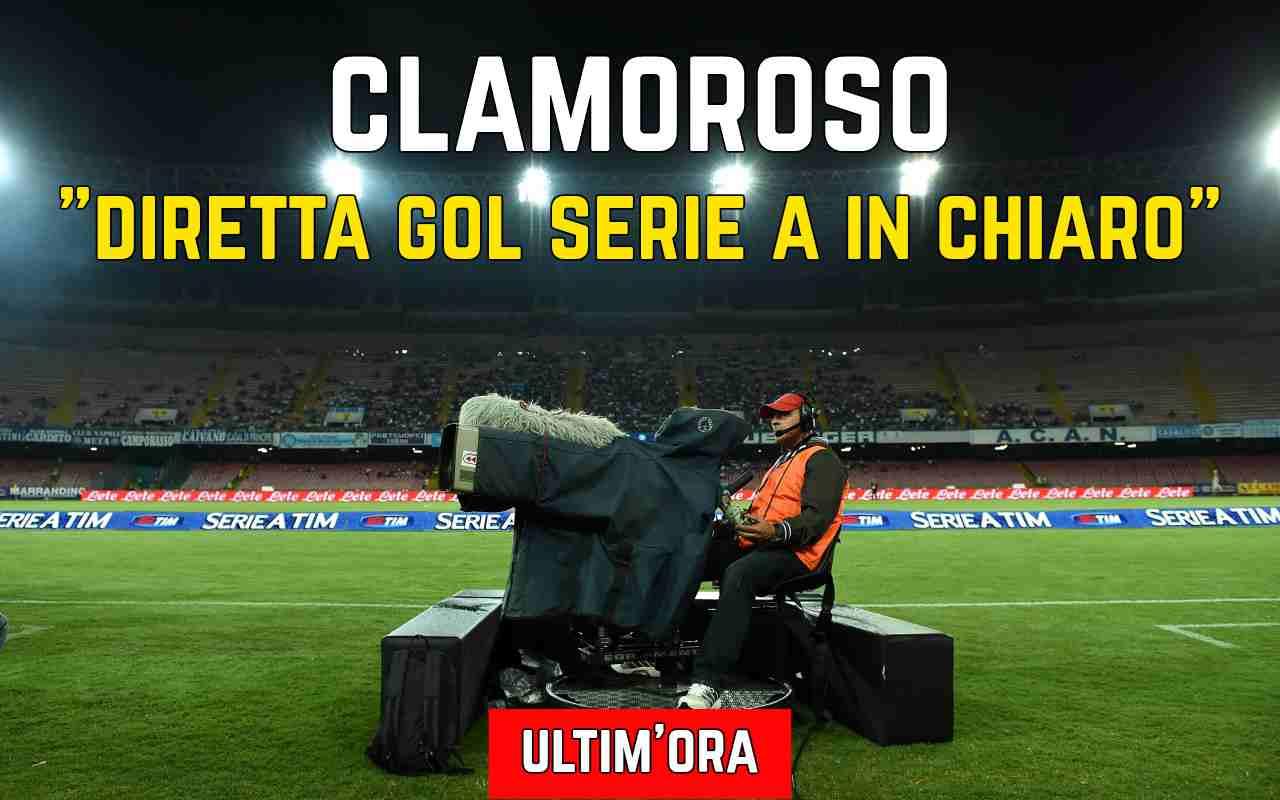Diretta Gol Serie A In Chiaro Sky Ci Pensa Pronta Formula E C E