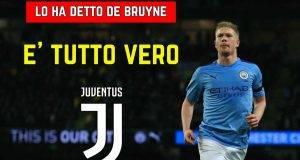Juventus De Bruyne