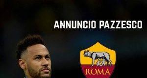 Neymar Roma