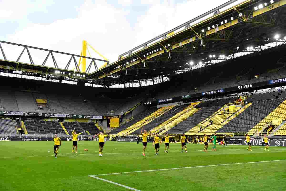 Monaco Dortmund Stream