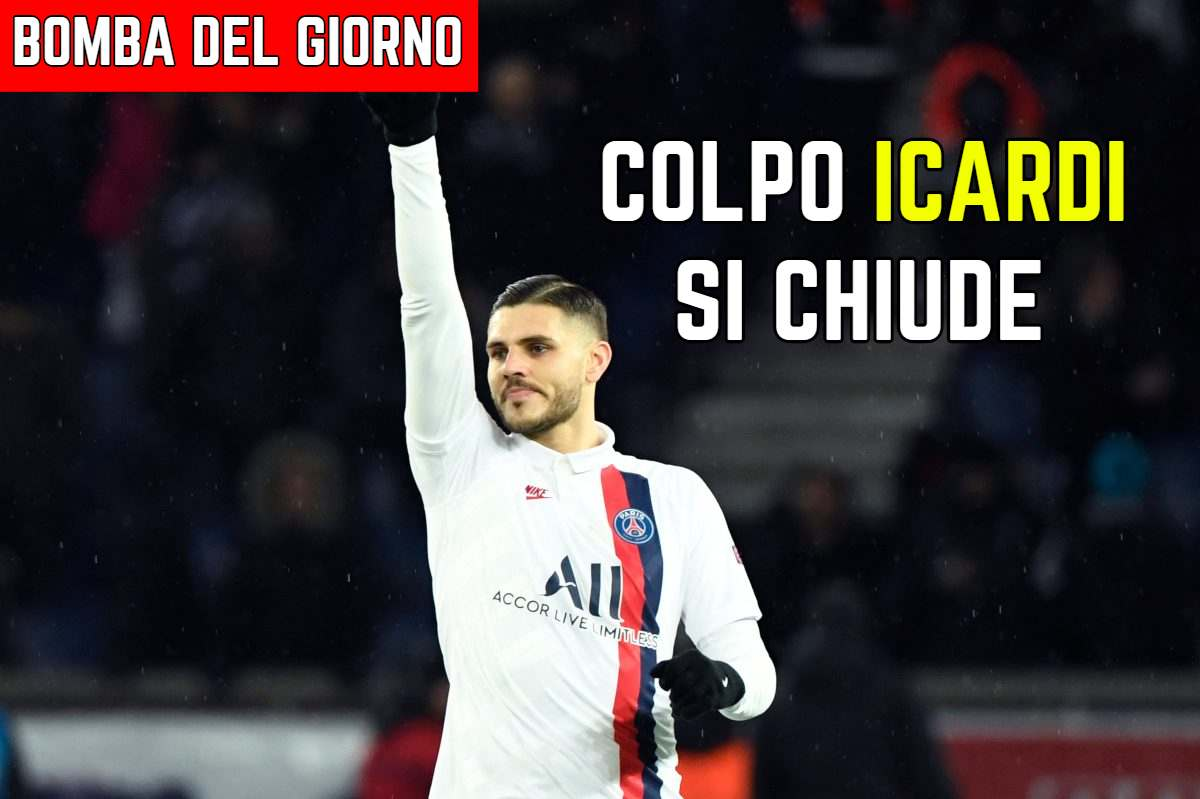 Calciomercato Inter Affare Icardi Si Chiude A 70 Milioni