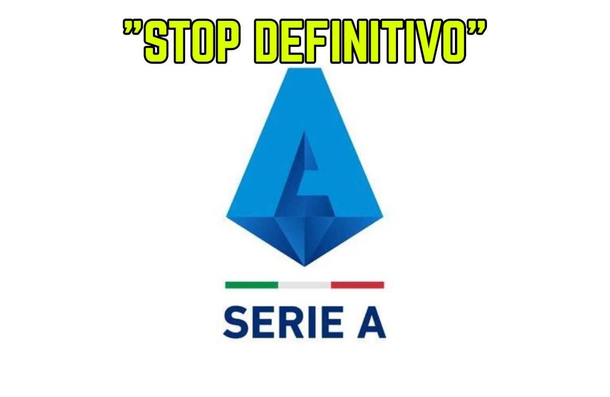 Serie A verso lo stop definitivo? Mercoledì la decisione di Conte