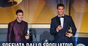 Messi Ronaldo insieme