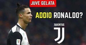 Calciomercato Juventus Ronaldo Addio