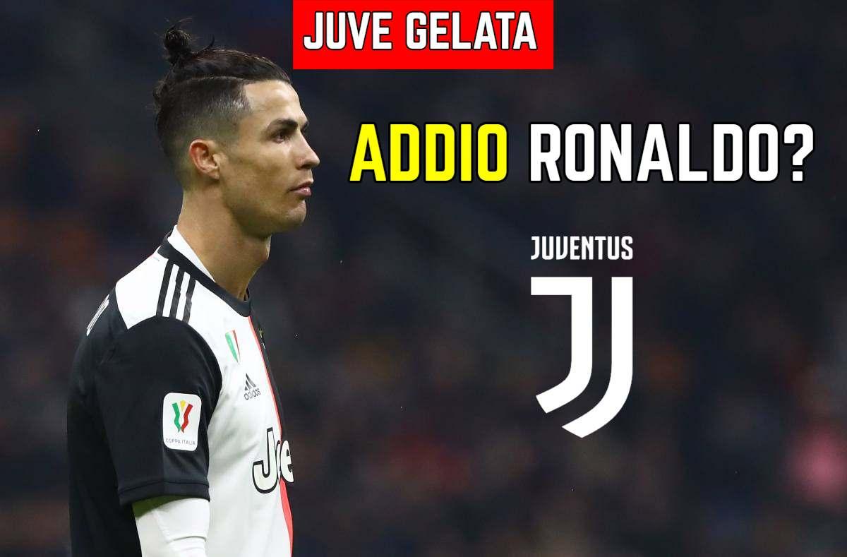 Calciomercato Juventus Cristiano Ronaldo Addio