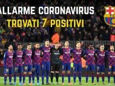 Barcellona Coronavirus