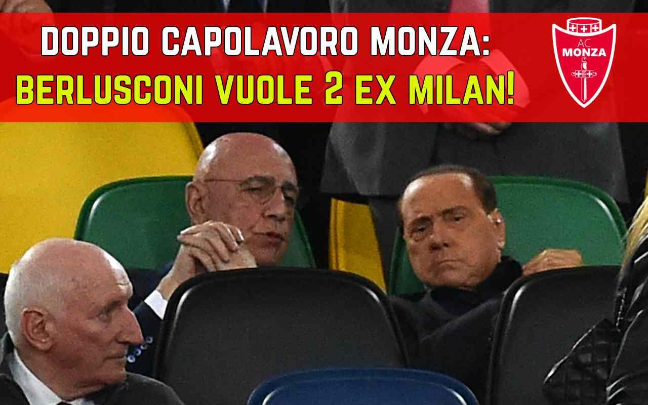 Calciomercato Monza