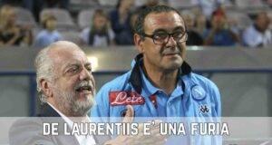 De Laurentiis Sarri