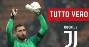 Donnarumma Juventus