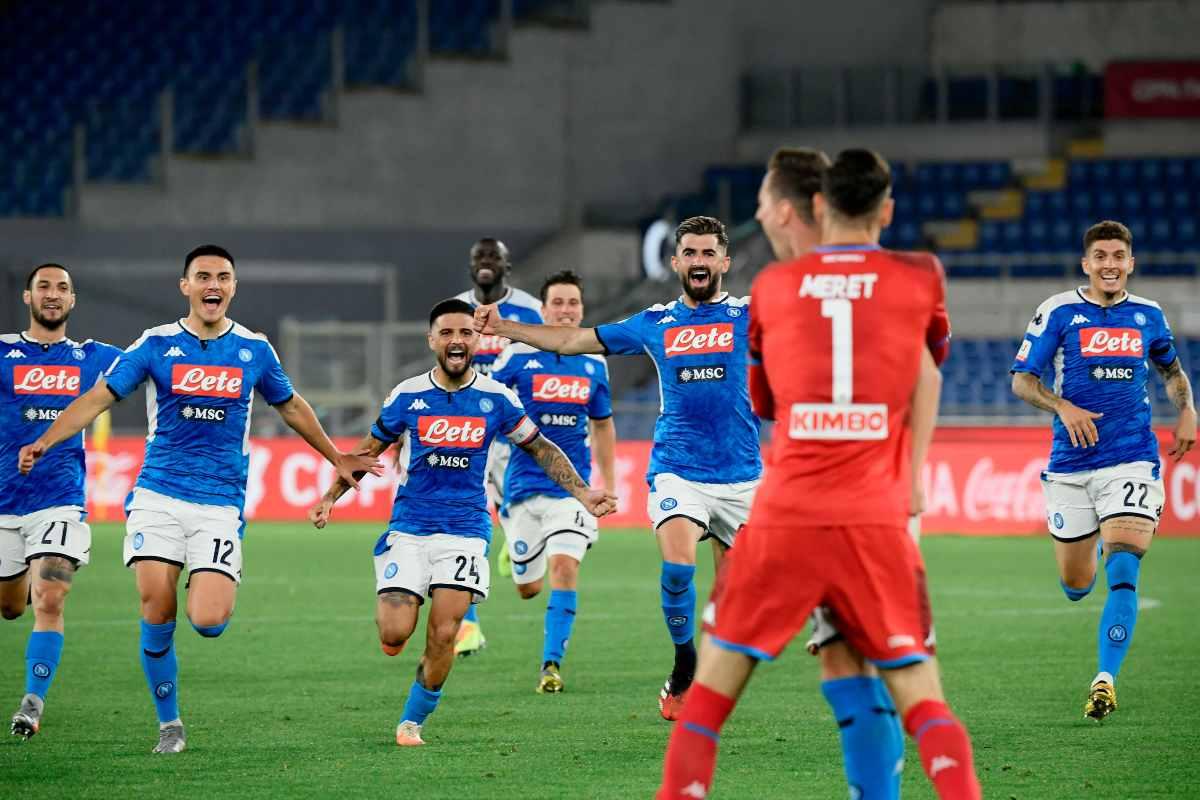 Napoli-Juventus, il gesto di Politano spiegato dall'agente: