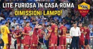 Roma dimissioni