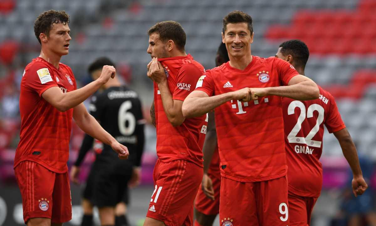 Bayer Leverkusen-Bayern Monaco streaming