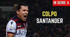 Calciomercato Bologna Santander