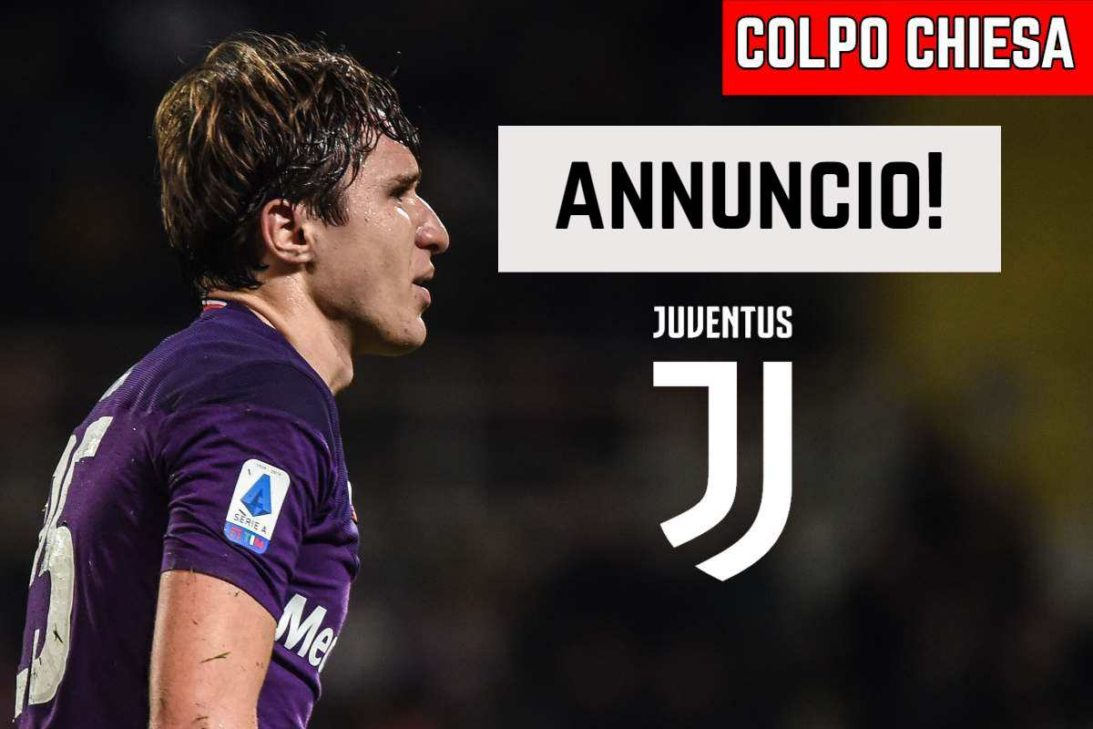 Calciomercato Chiesa Juventus