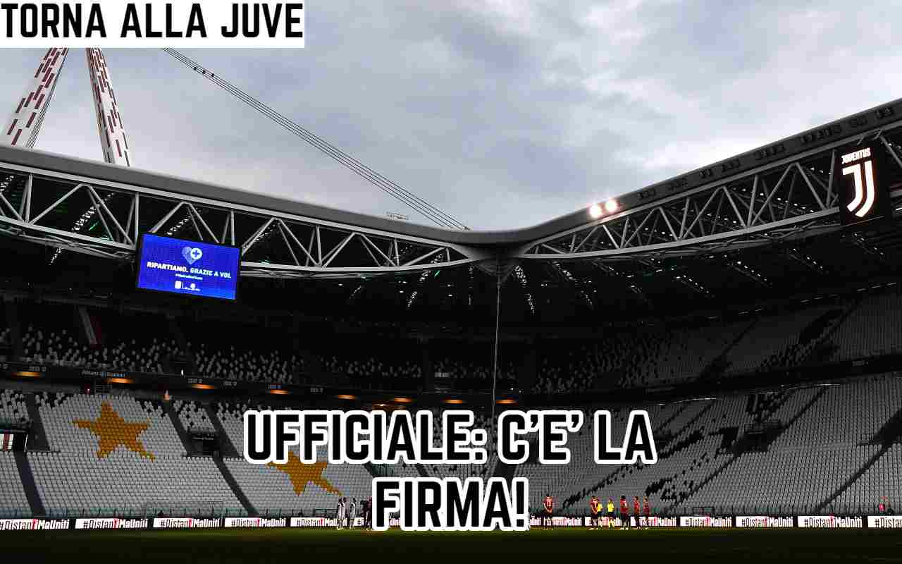 Juventus, non solo Pirlo | Pronto l'annuncio per un altro ex Milan