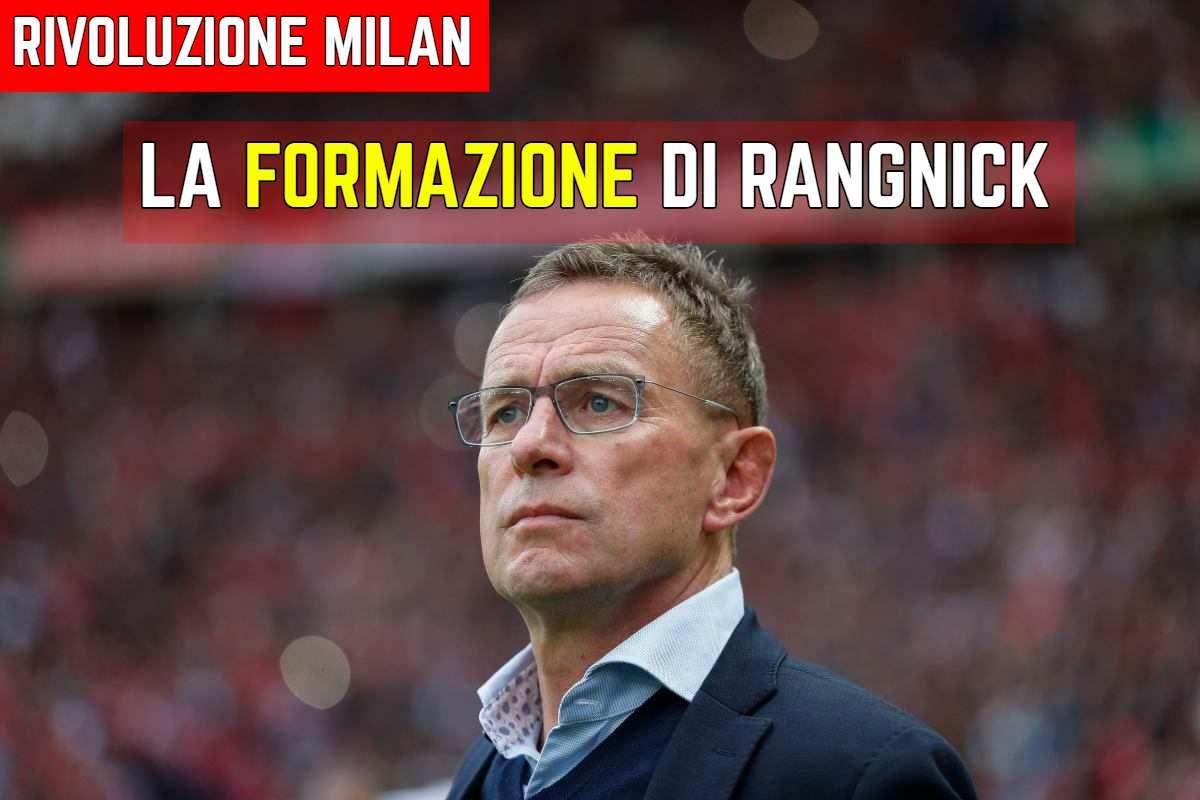 Calciomercato Milan Rangnick