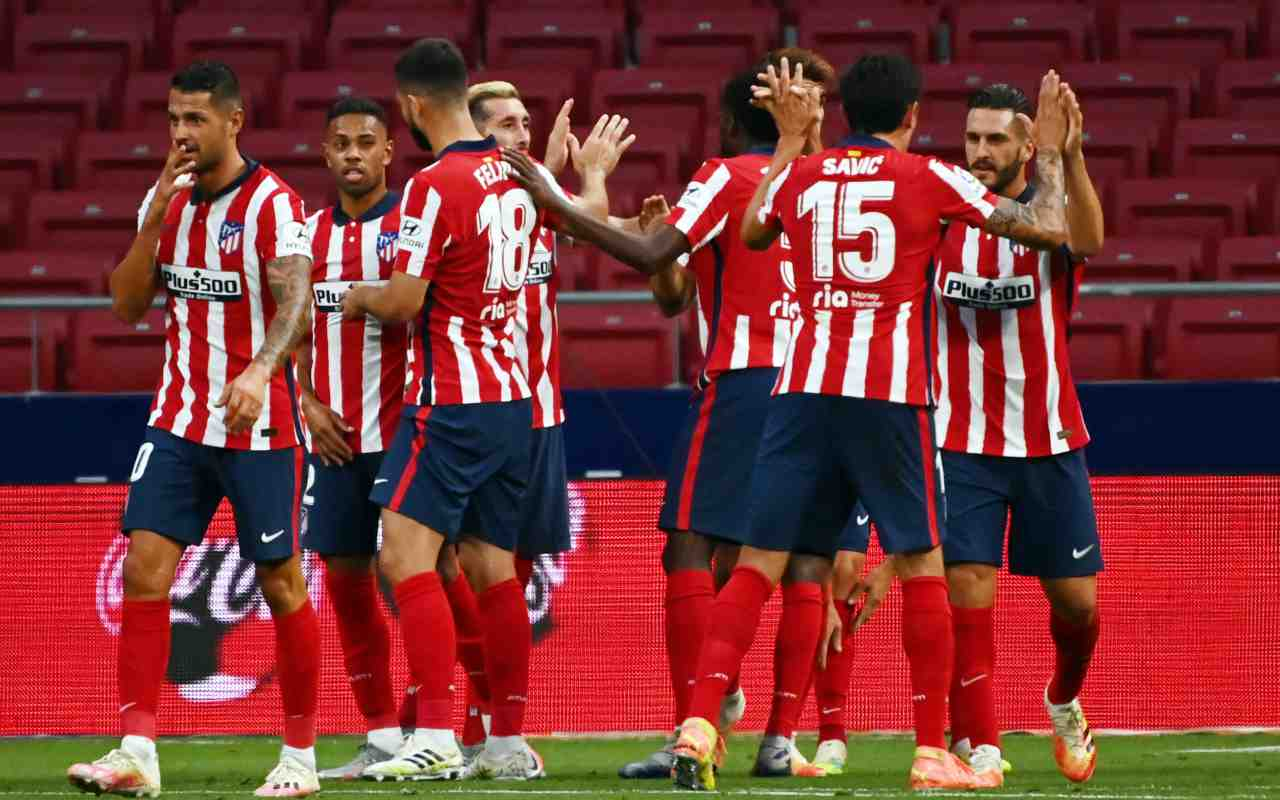 Atletico Madrid News