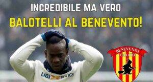 Balotelli Benevento
