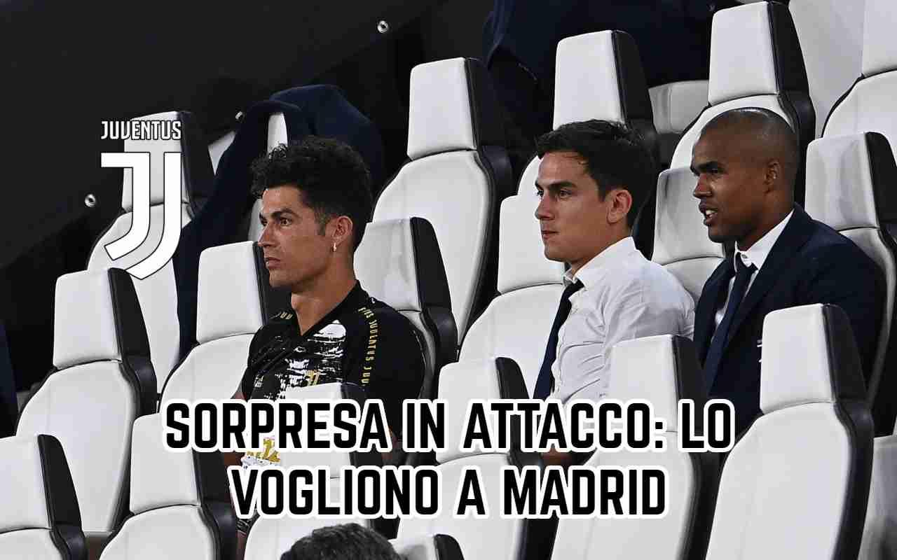 Juventus, Douglas Costa può partire: su di lui c'è il Manchester United