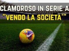 Serie A vendo società