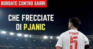 Pjanic Sarri