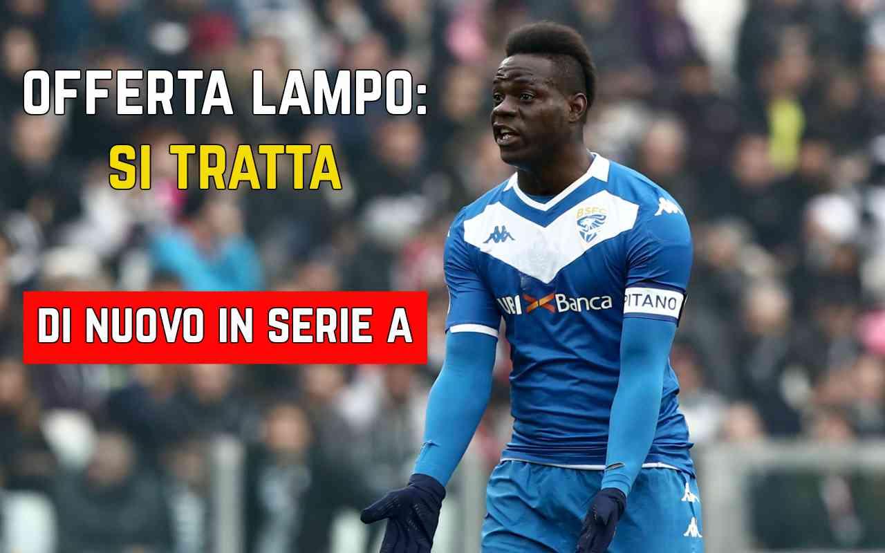 Balotelli Serie A