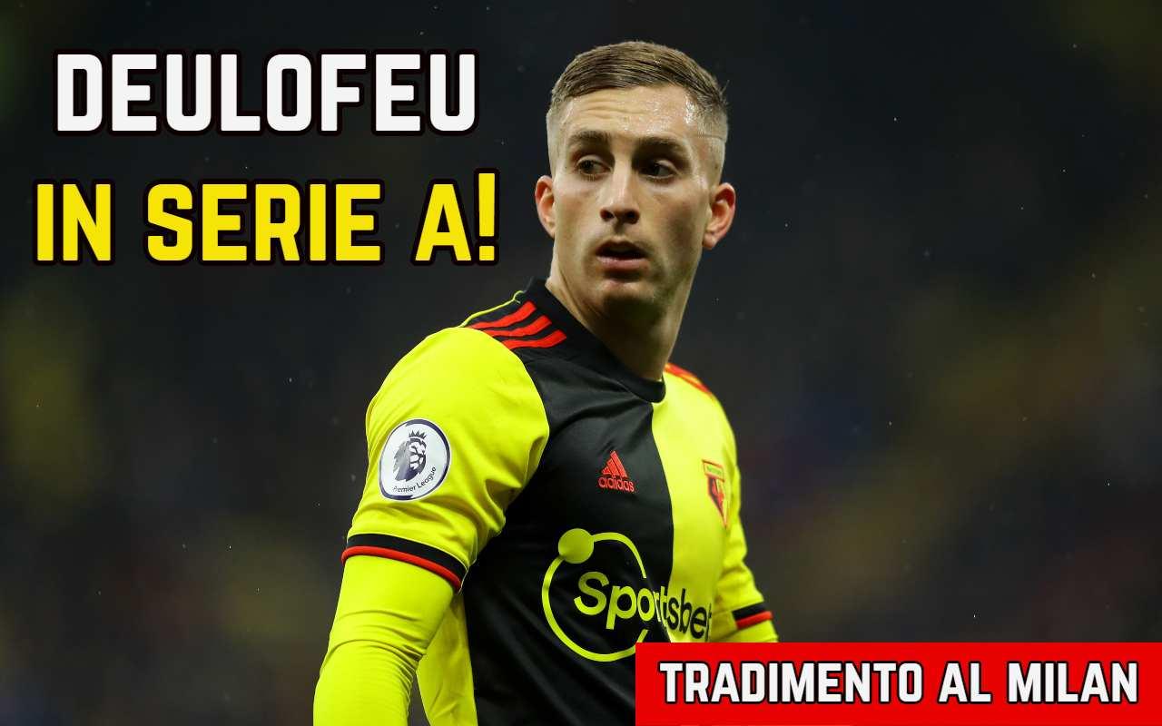 Deulofeu Serie A