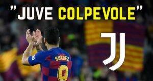 Suarez Juventus