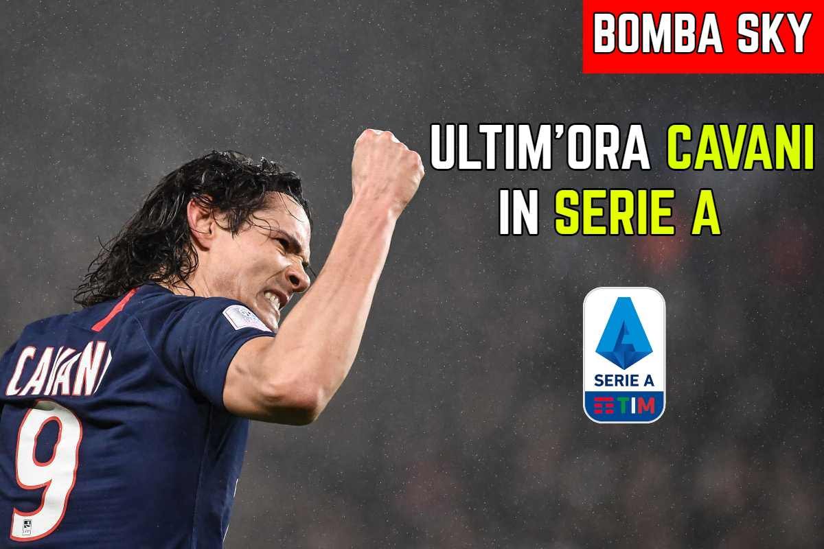 Calciomercato Juventus, Cavani in corsa con Suarez e Dzeko: ultime notizie